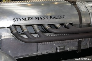 Bentley de curse vechi evacuare - SAB 2013
