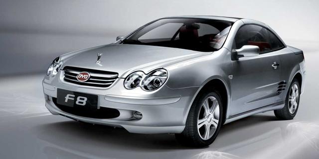 Cele mai tari masini chinezesti