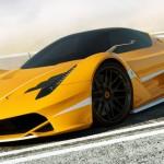 Cele mai tari randari 3D auto