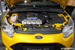 Ford Focus RS - SAB 2013
