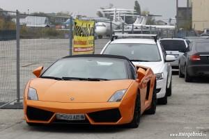 Lamborghini in parcare - SAB 2013