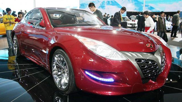 Masina chinezeasca Geely Tiger GT