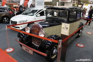 Peugeot vechi vs nou - SAB 2013
