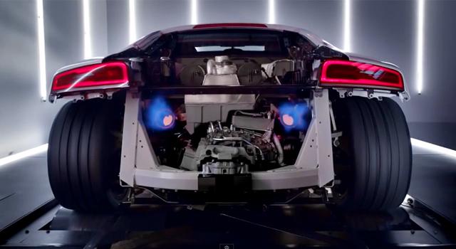 Reclame auto performantele tehnice dinamice
