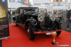 Rolls Royce vechi - SAB 2013