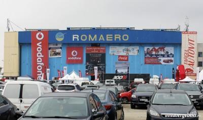 Salonul Auto Bucuresti - hangar