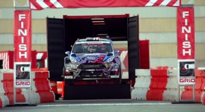 Ken Block - Ultimate Gymkhana 6 - Ford Fiesta