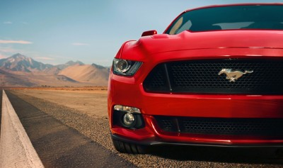Noul Ford Mustang 2015