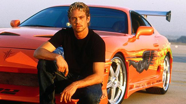 Paul Walker - omagiu - Fast and Furious