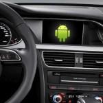 Android pe masina