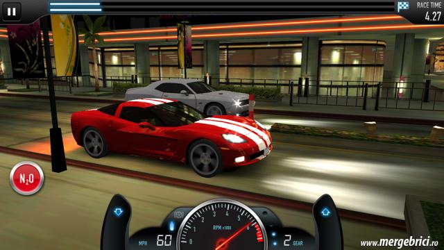 Joc masini: CSR Racing - cursa