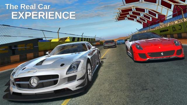 Joc masini: GT Racing 2 (Android)