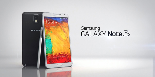 Smartphone Samsung Galaxy Note 3 review