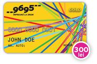 9695 - Card Gold