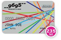 9695 - Card Silver