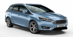 Ford Focus 3 Turnier Facelift 2014