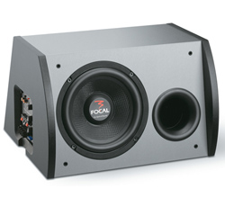 Incinta subwoofer bass-reflex