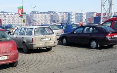 Parcare supermarket Bucuresti