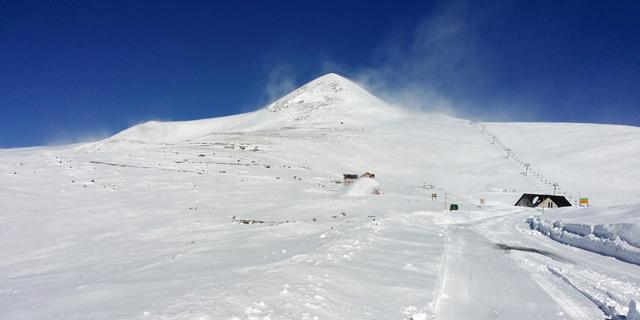 Ranca - Vf. Papusa - iarna 2014