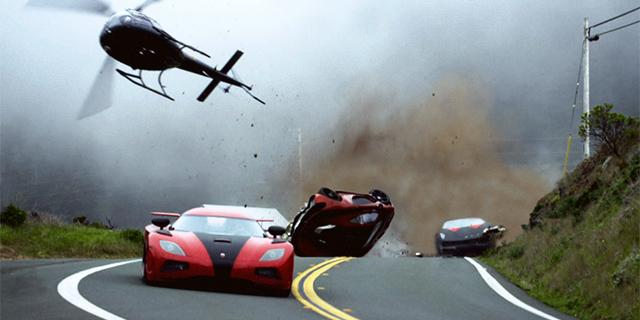 Actiune film Need for Speed