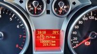Bord Ford Focus la 100.000 km