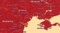 Harta criza Crimeea