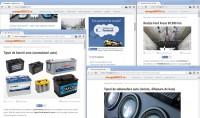200 de articole din domeniul auto pe Merge Brici