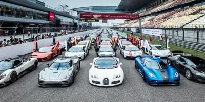 Clubul 400 km/h - cele mai rapide masini de pe Terra