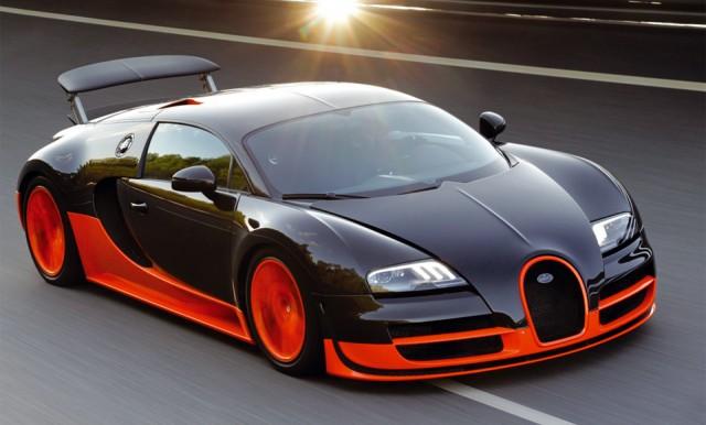 Poza Bugatti Veyron Super Sport