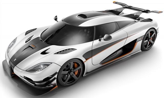 Poza Koenigsegg One