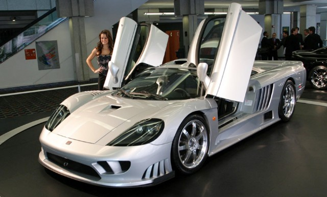 Poza Saleen S7 Twin-Turbo