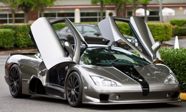 Poza SSC Ultimate Aero
