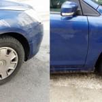 Reparare aripa portiera auto la Bright Cars