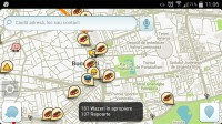 Waze: navigator GPS gratuit si social