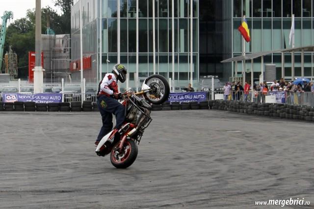 BWA 2014 - Cascadorii moto