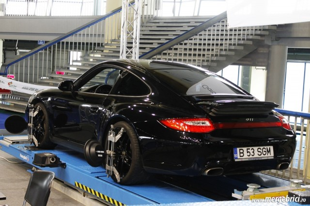 BWA 2014 - Stand geometrie roti - Porsche 911