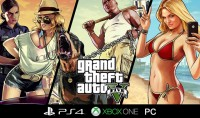 GTA V pentru PC, PS4, Xbox One