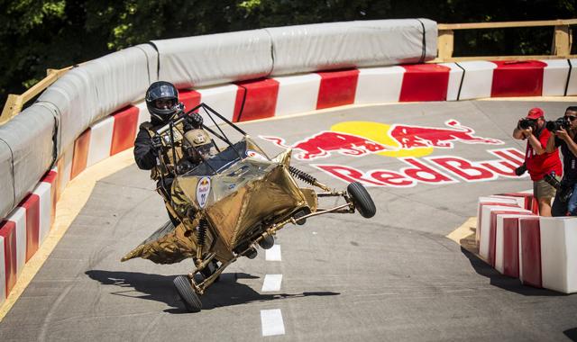 Red Bull Soapbox Romania 2014 - Bucuresti