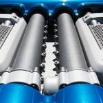 Bugatti - motor hibrid