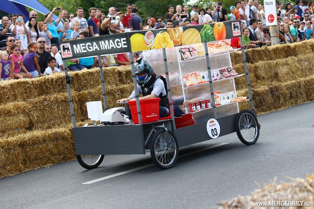 Echipa Mega Image la Red Bull Soapbox 2014
