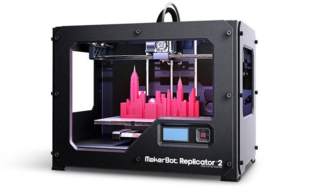 Imprimanta 3D desktop