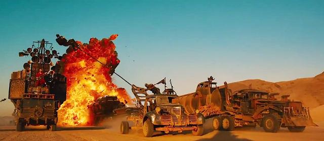Mad Max 4DX