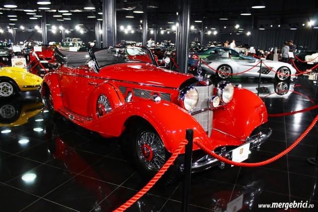 Mercedes - Tiriac Collection
