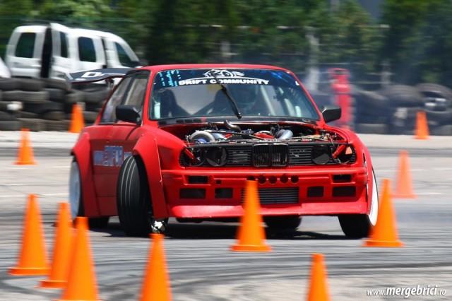 Drift BMW E30 - ATBS 2015