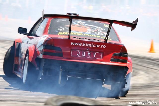 Drift Iulian Jumuga BMW E36 - ATBS 2015