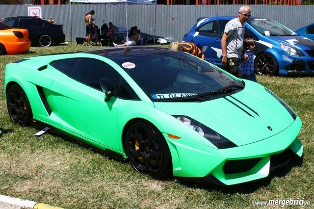 Lamborghini Gallardo - ATBS 2015