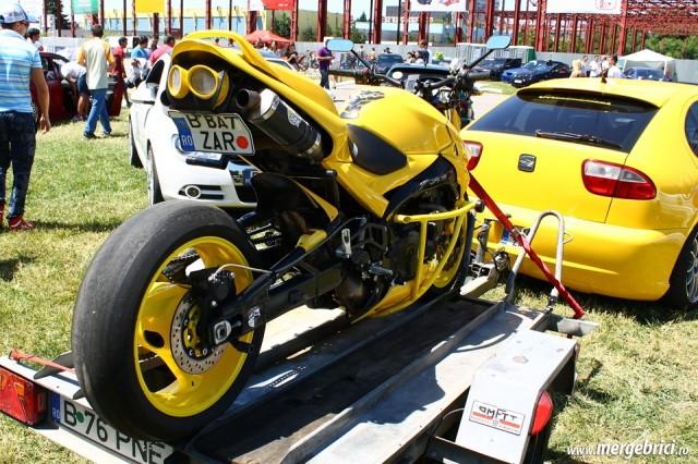 Motocicleta dragster - ATBS 2015
