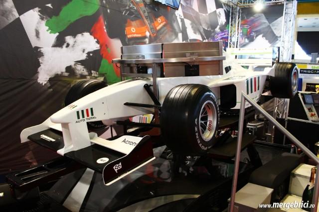 Simulator F1 - ATBS 2015