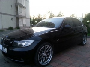 BMW 218d 2008 second hand