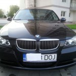 BMW 318d 2008 de vanzare - second hand - Romania